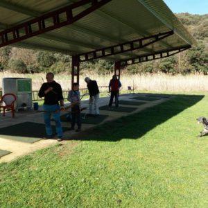 Tiro con Arco en Luesia Cinco villas instalaciones deportivas Aire libre