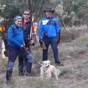 Tiro con Arco en Luesia Cinco villas instalaciones deportivas Bosque